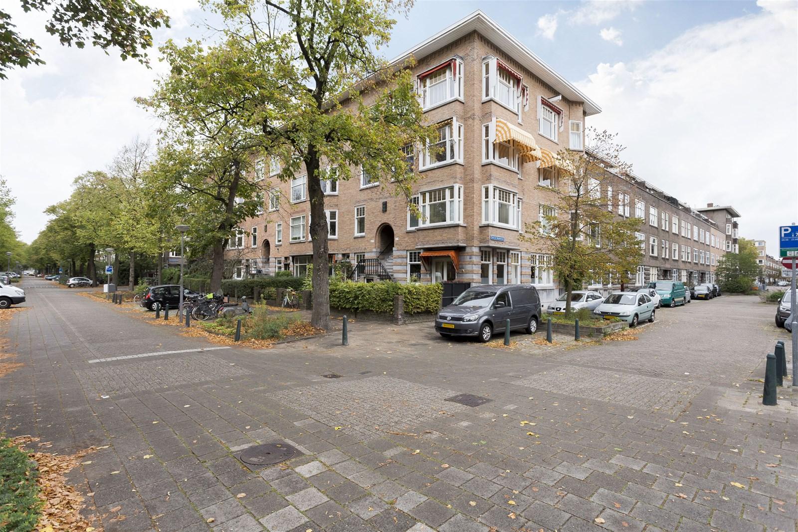 Een foto van Vroesenlaan 49C, Rotterdam