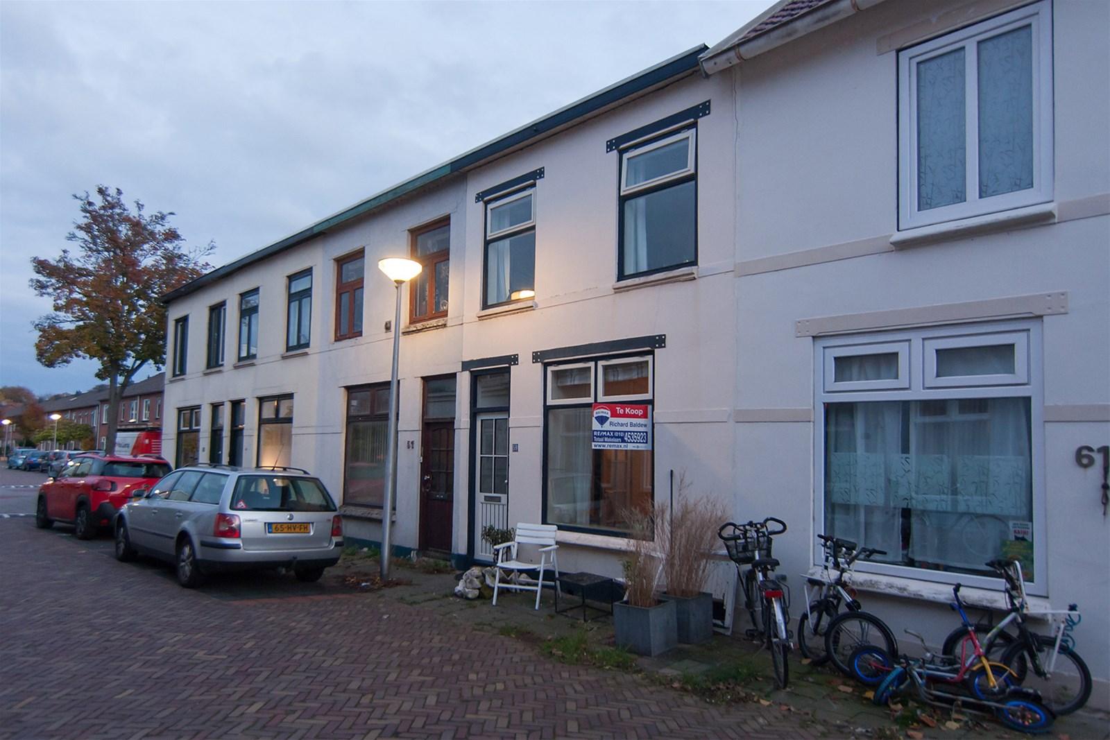 Een foto van Oranjestraat 59, Alphen aan den Rijn