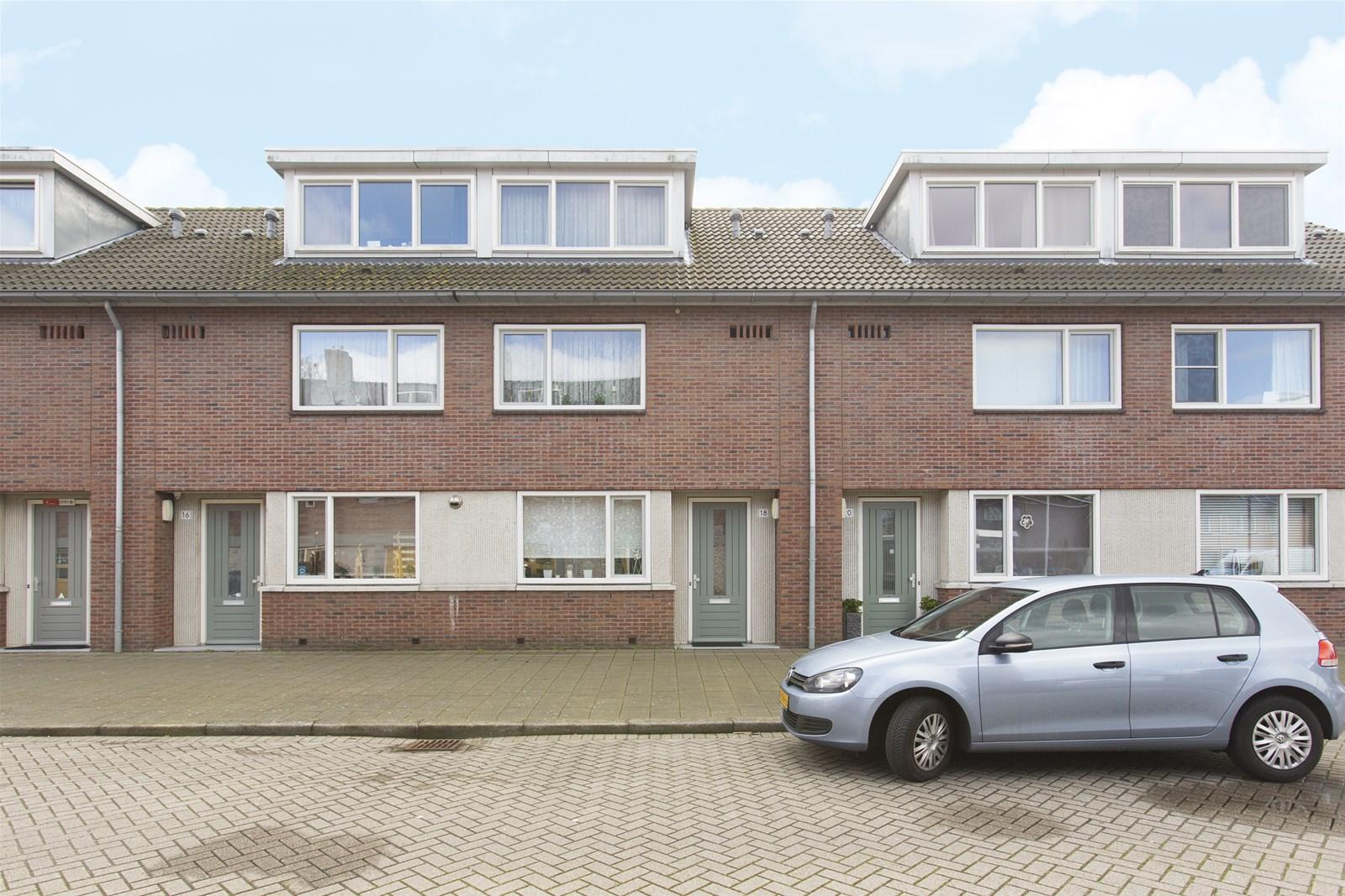 Een foto van Serooskerkestraat 18, Rotterdam