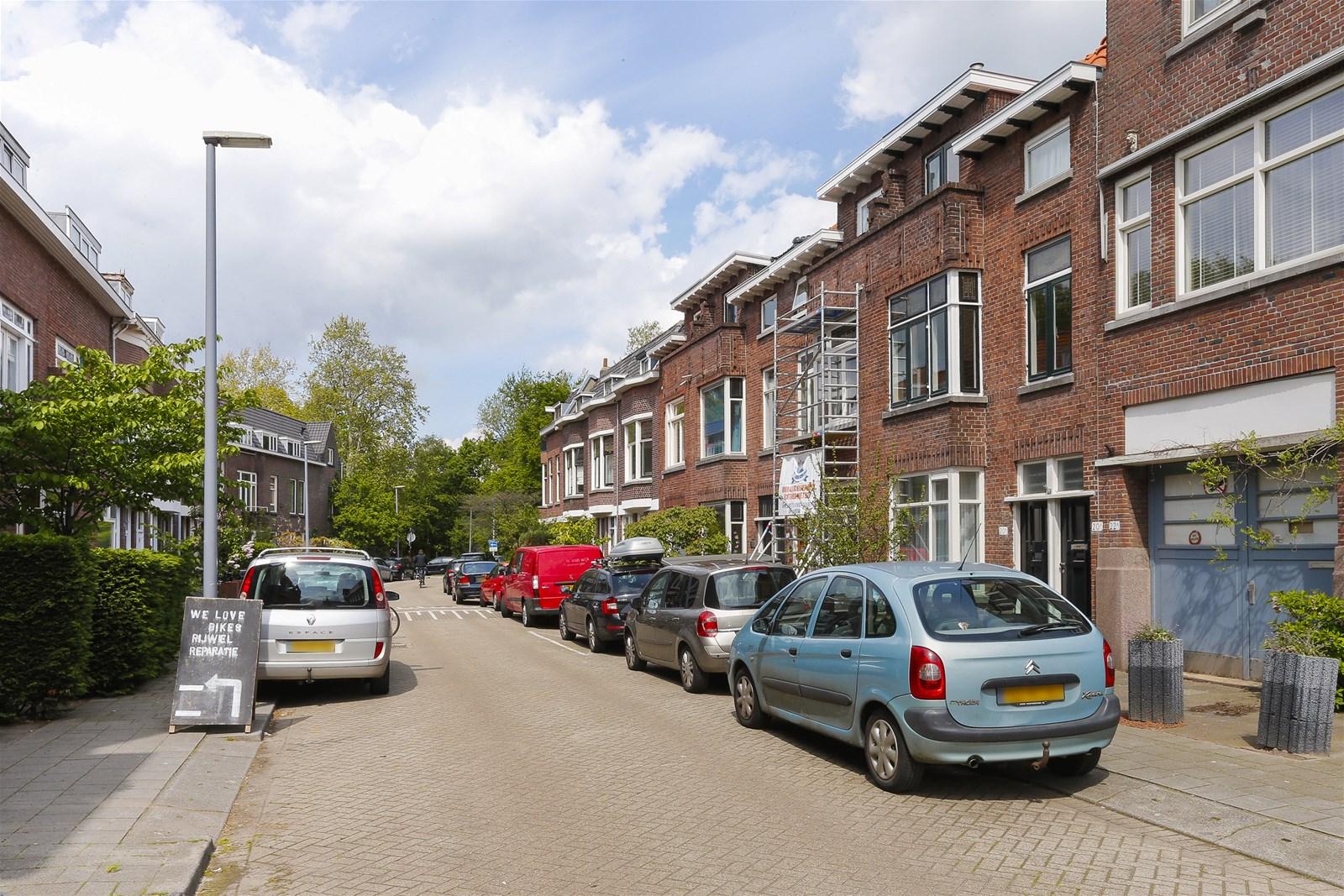 Een foto van Smaragdstraat 18B, Rotterdam