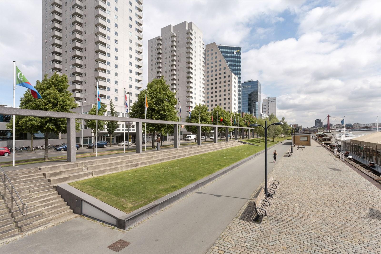 Een foto van Boompjes 303, Rotterdam