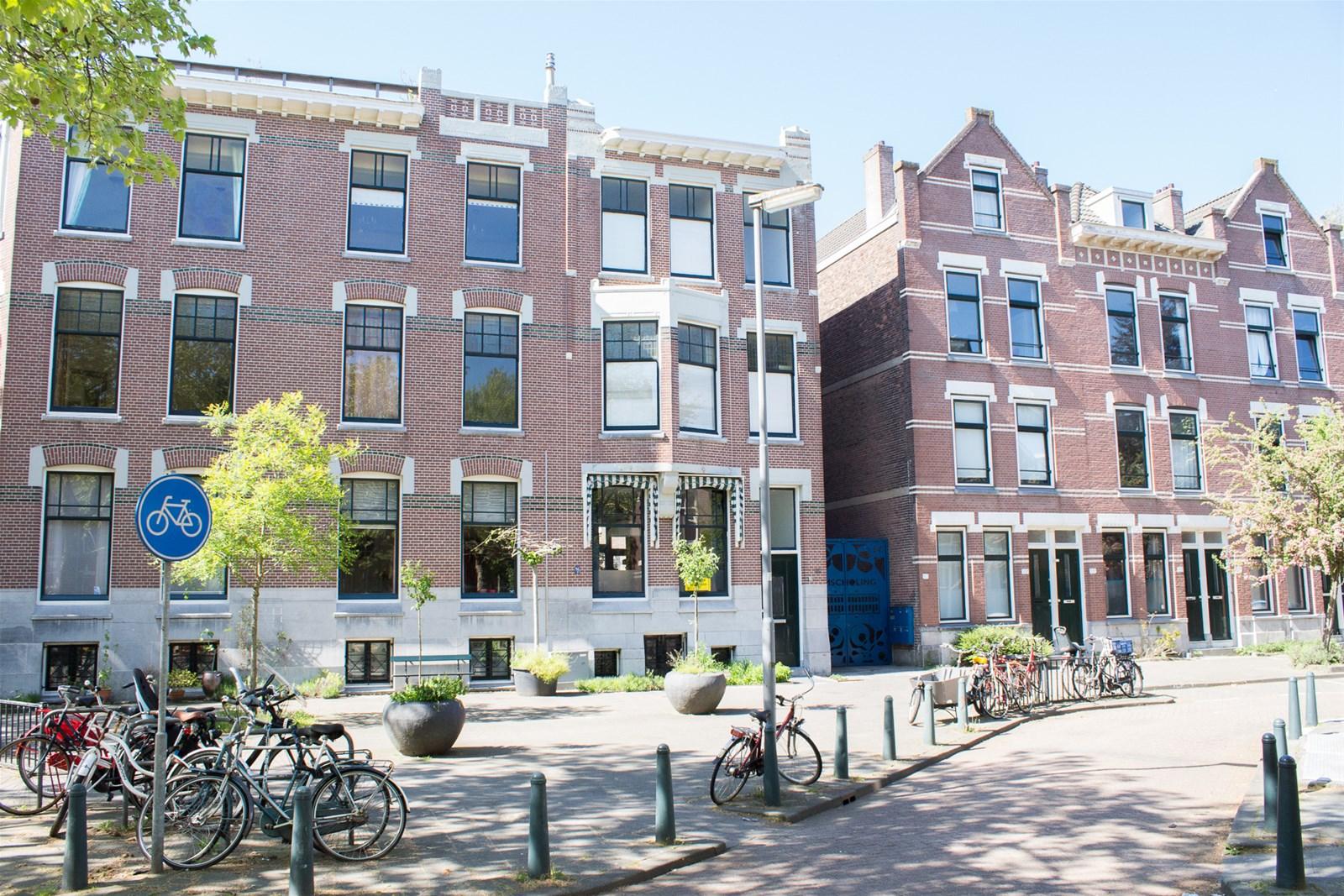 Een foto van C.P.Tielestraat 57D, Rotterdam