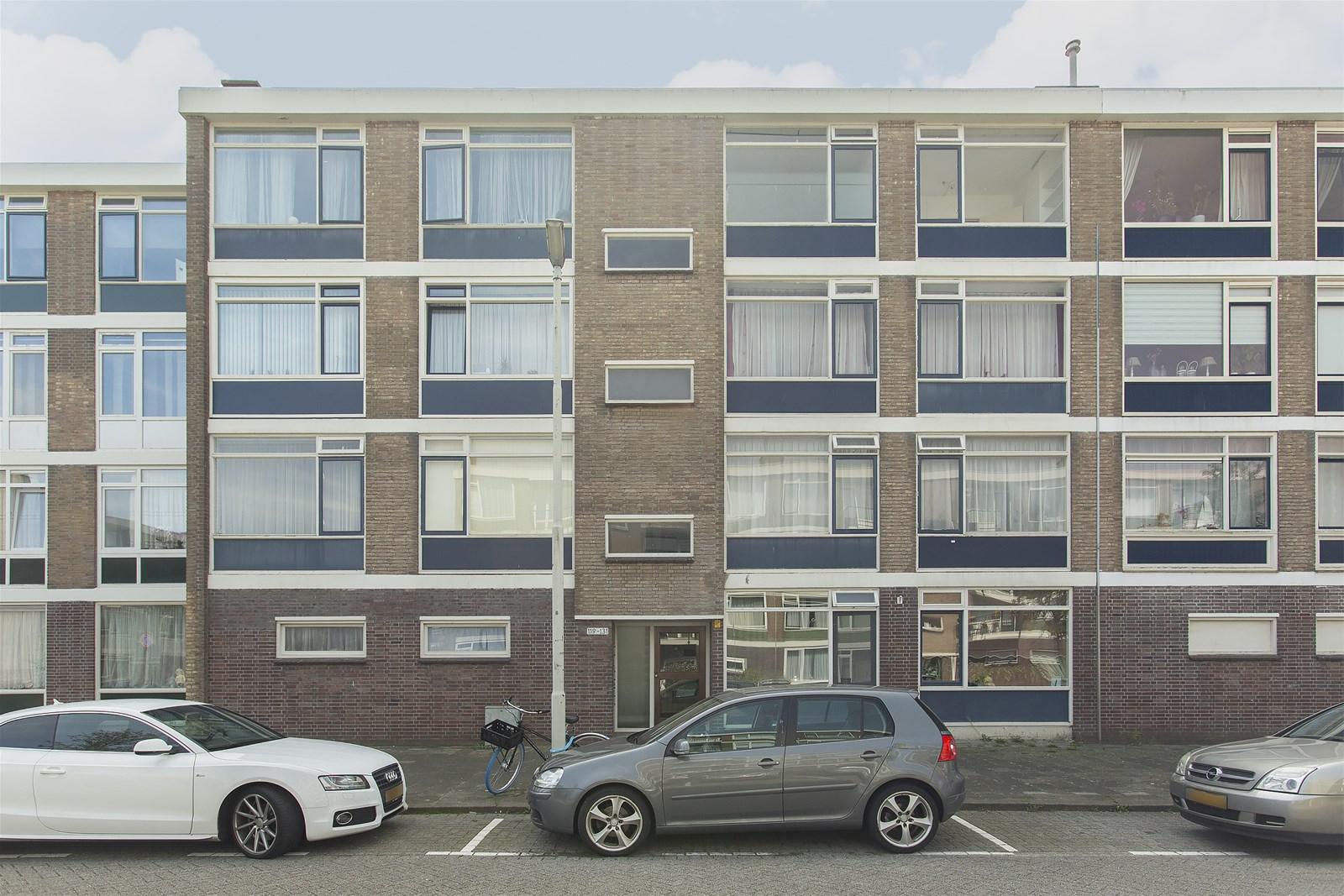 Een foto van Middelrode 125, Rotterdam