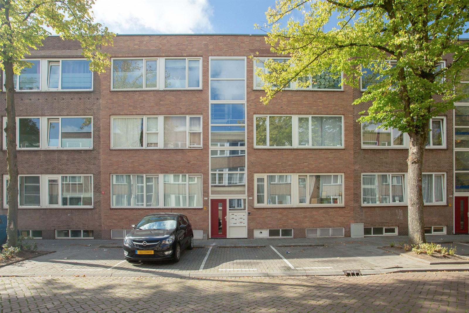 Een foto van Wieringerstraat 7C, Rotterdam