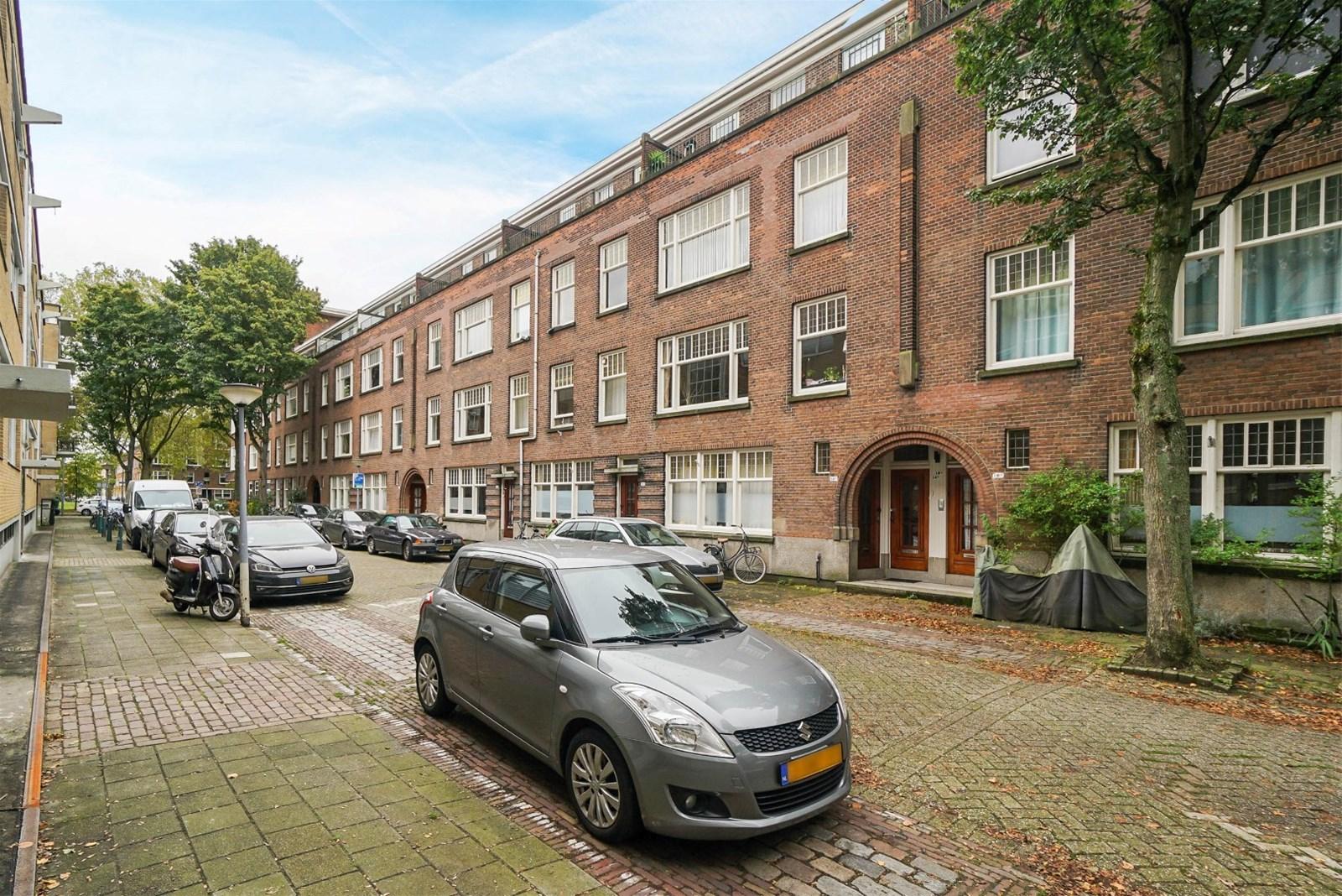 Een foto van Van der Horststraat 10A-02, Rotterdam