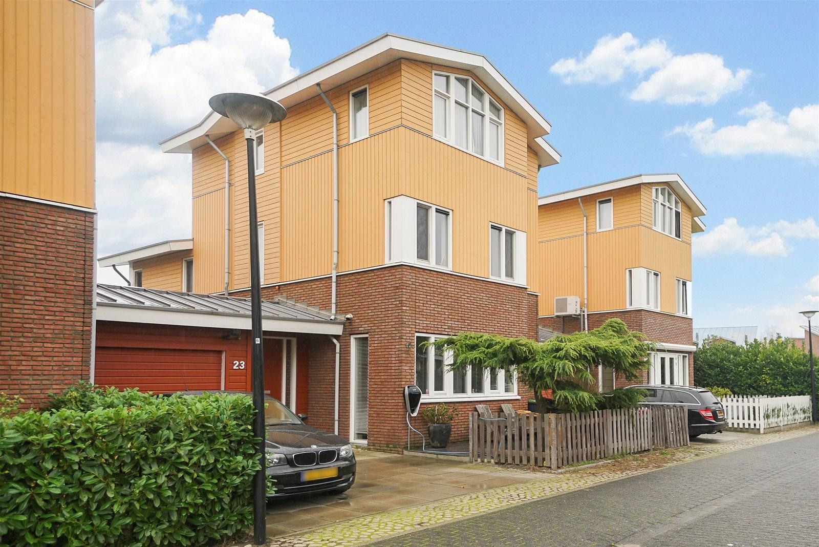 Een foto van Timjanveld 23, Schiedam