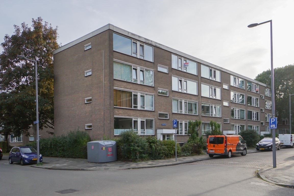 Een foto van Schalkeroord 16, Rotterdam