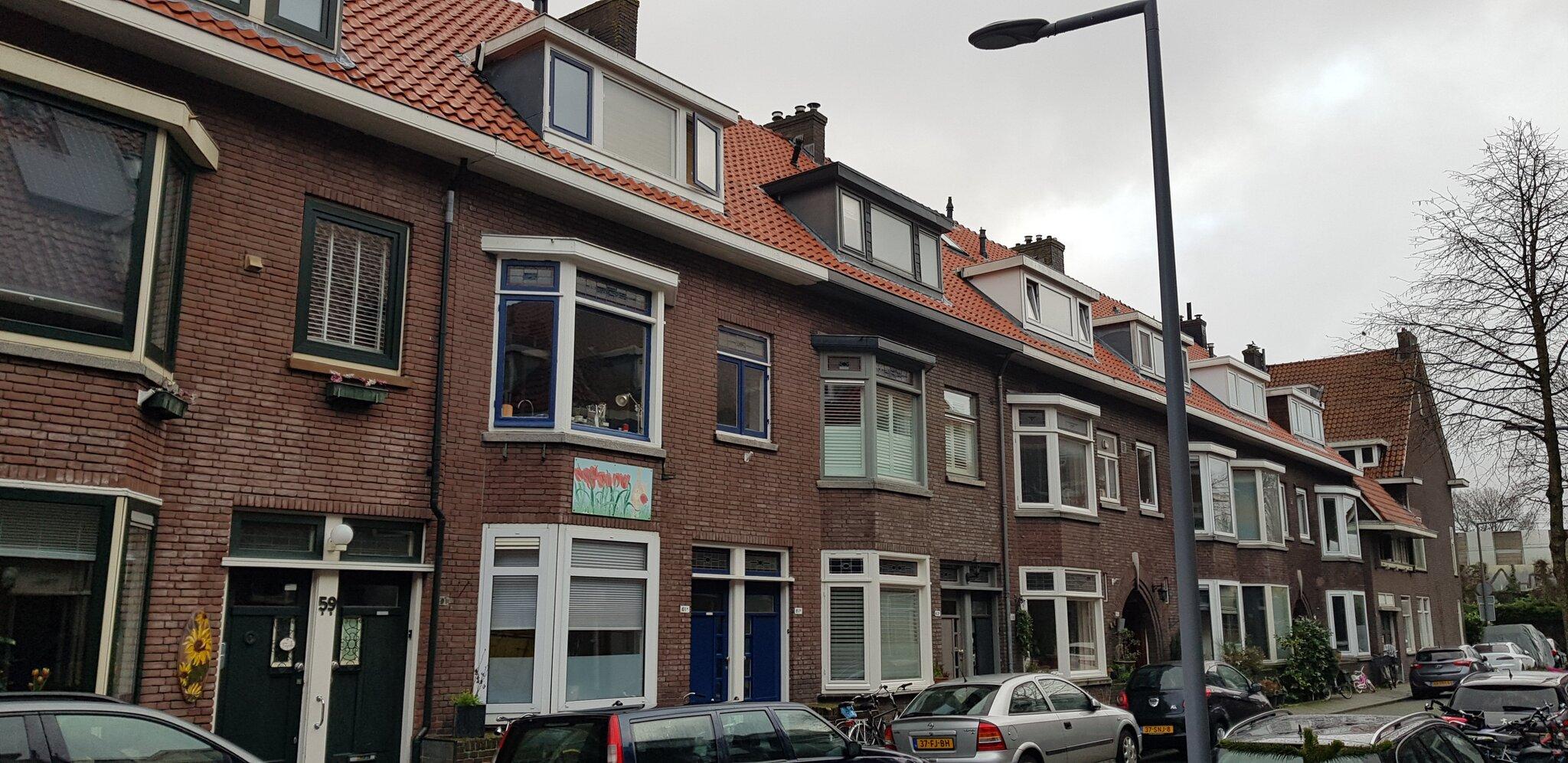 Een foto van Lisbloemstraat 57B, Rotterdam