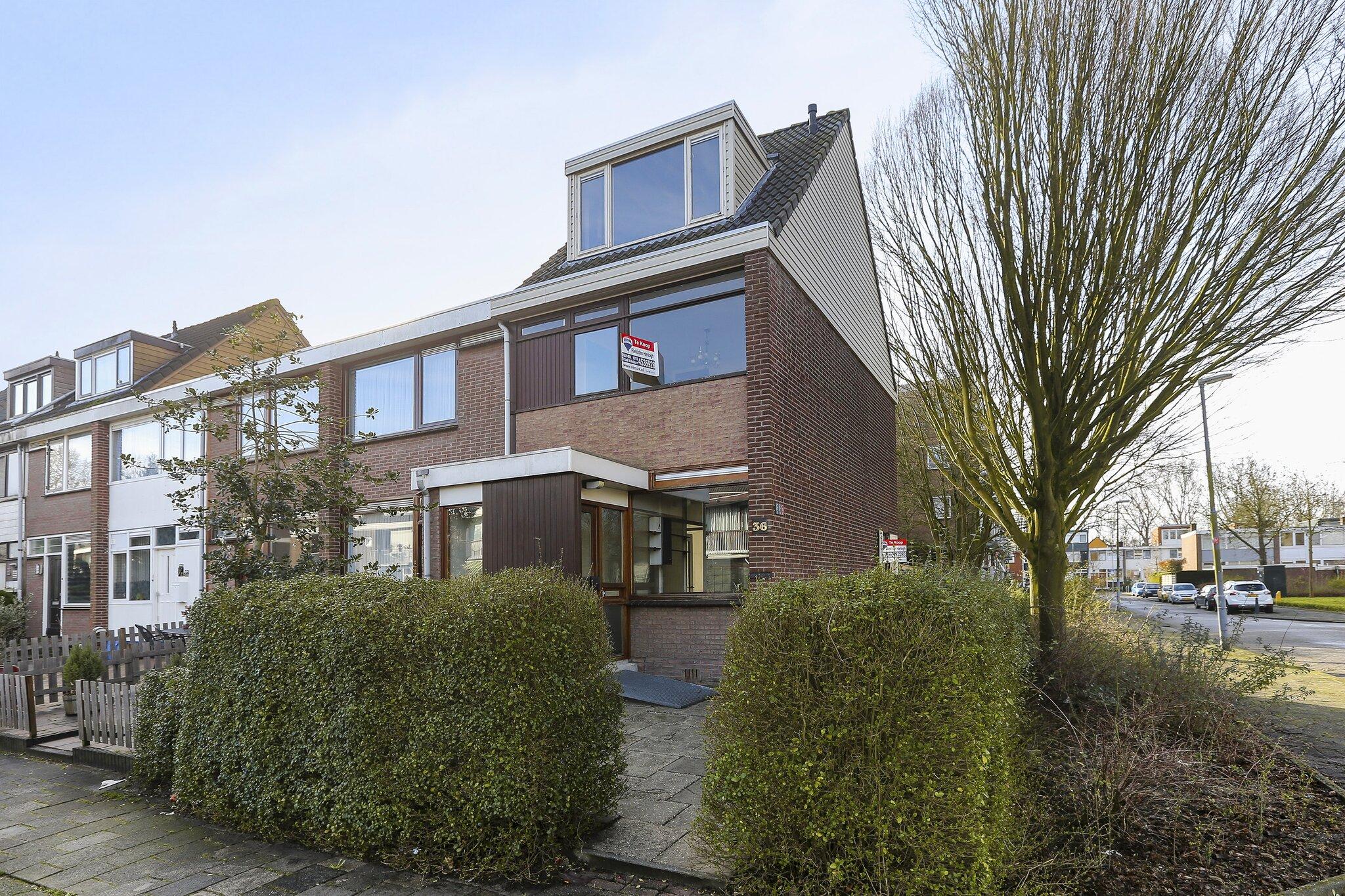 Een foto van Van Langendonckstraat 36, Rotterdam