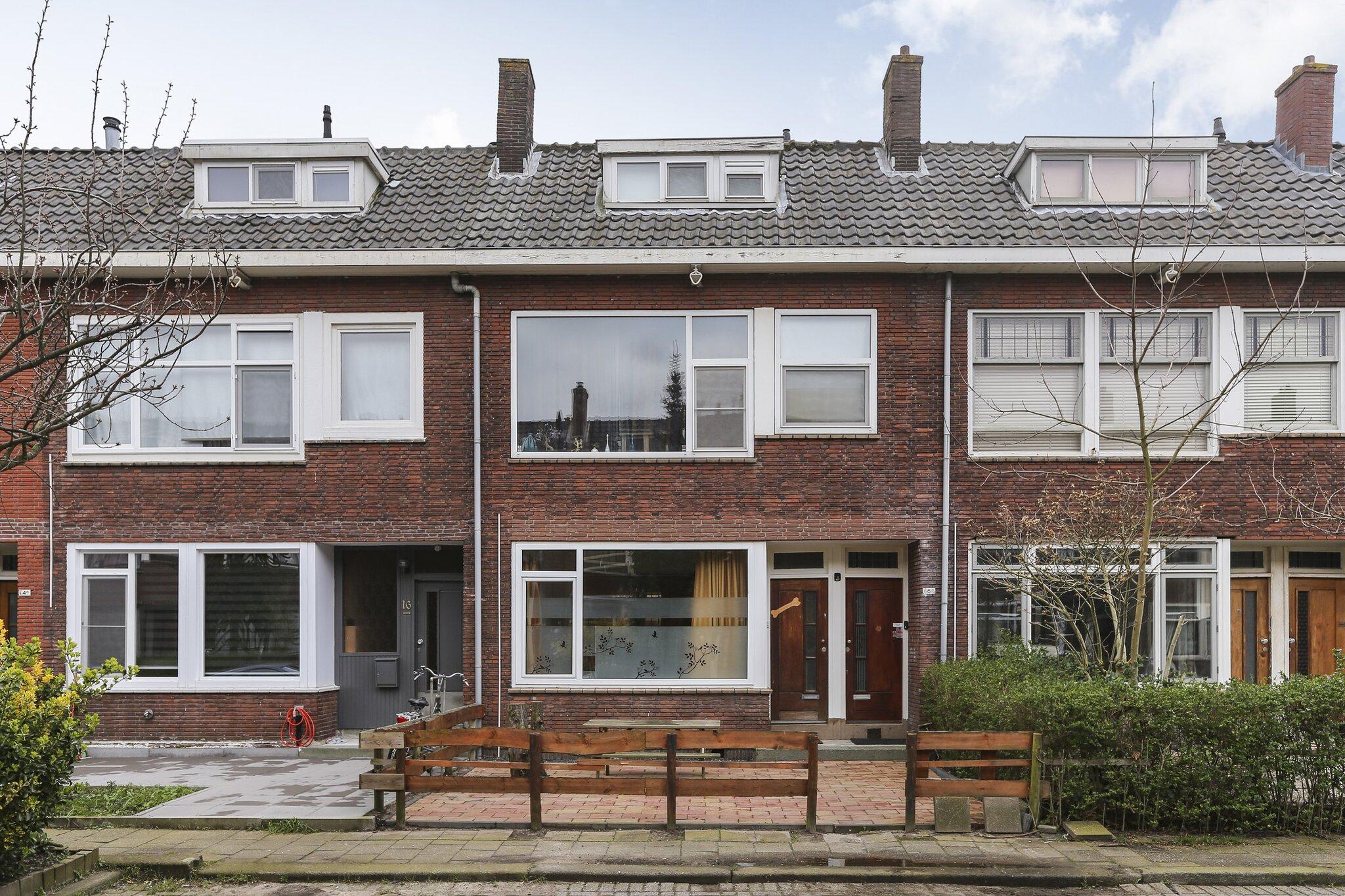 Een foto van Van Dieststraat 18A, Rotterdam