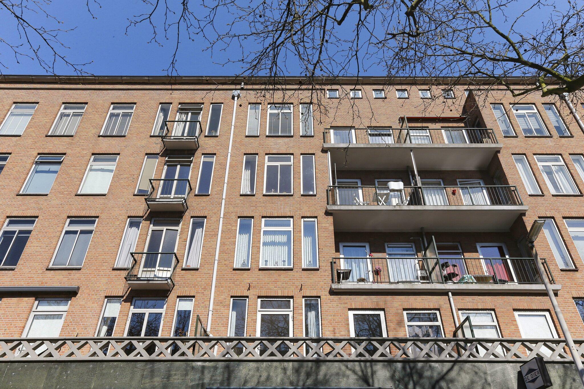 Een foto van Herman Robbersstraat 86D, Rotterdam