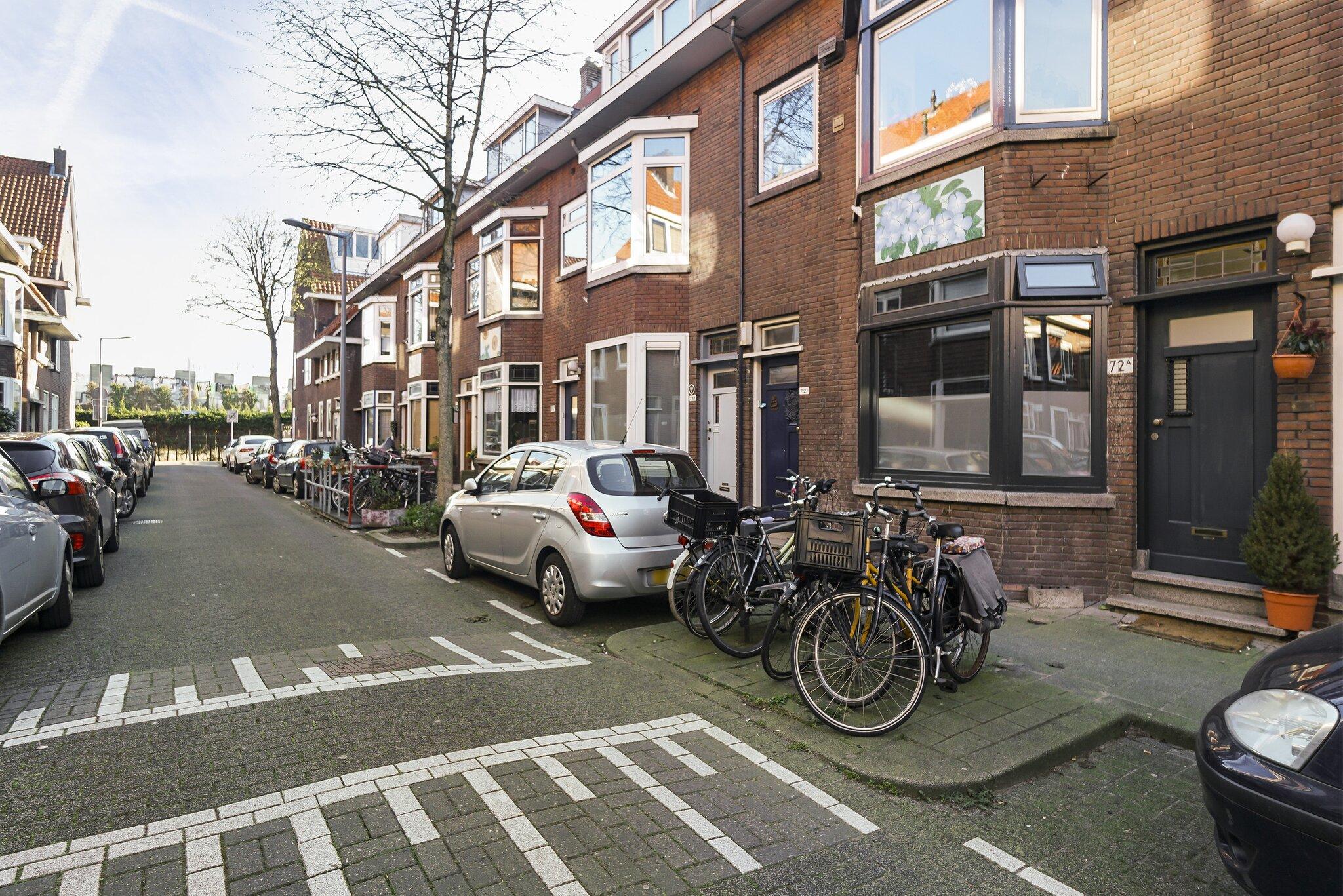 Een foto van Lisbloemstraat 72A, Rotterdam