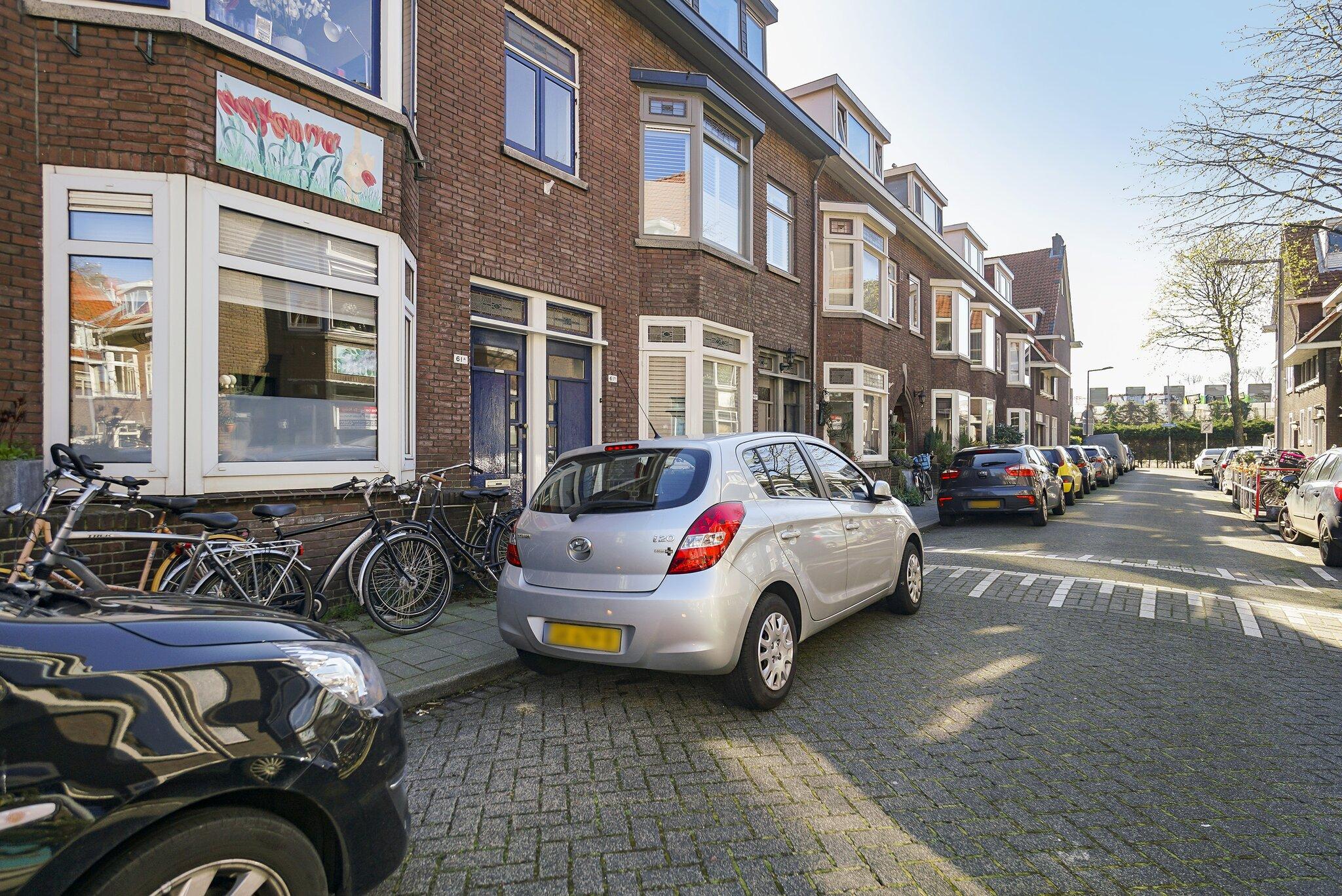 Een foto van Lisbloemstraat 61A, Rotterdam