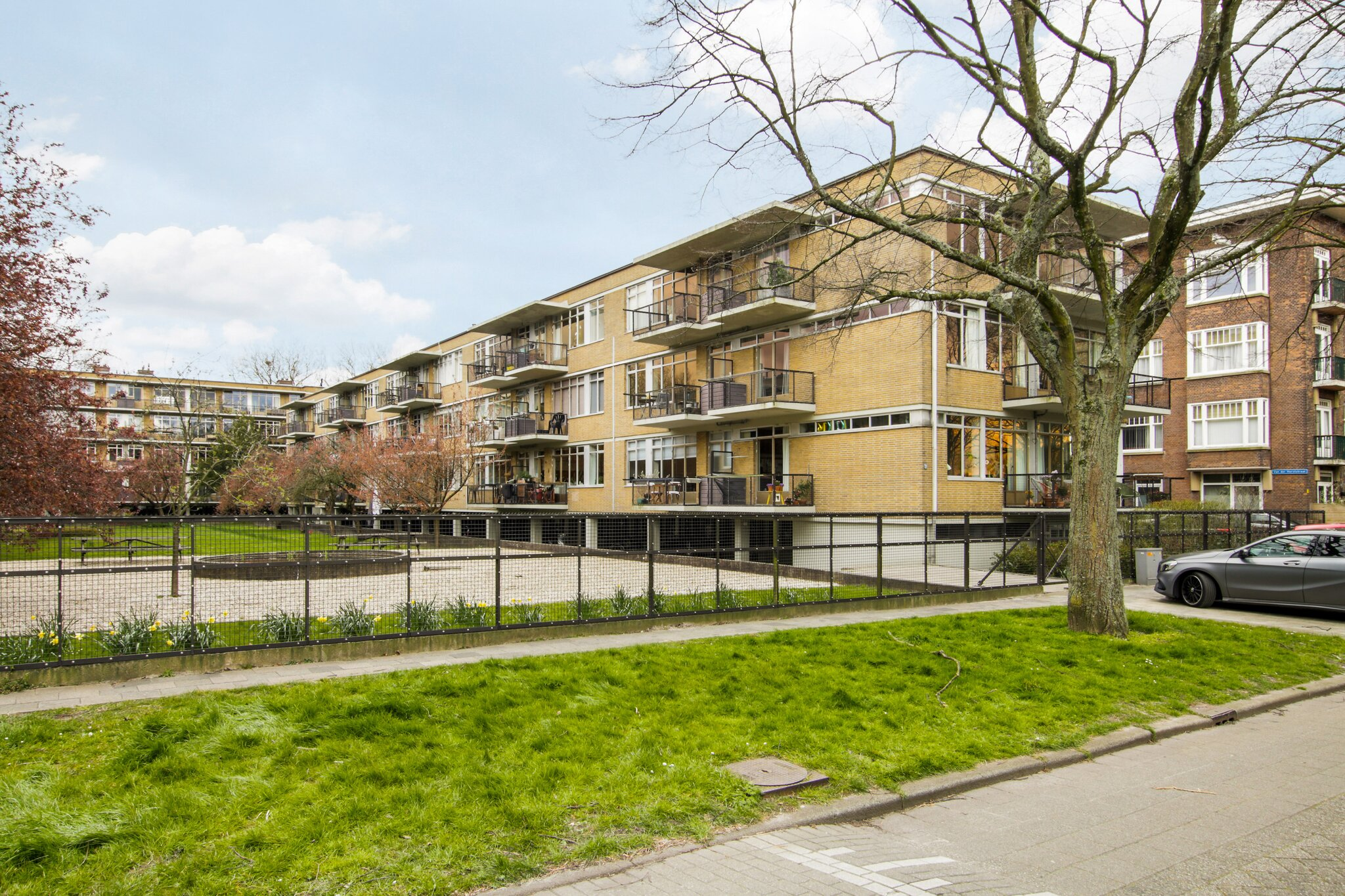 Een foto van Van der Horststraat 7C, Rotterdam