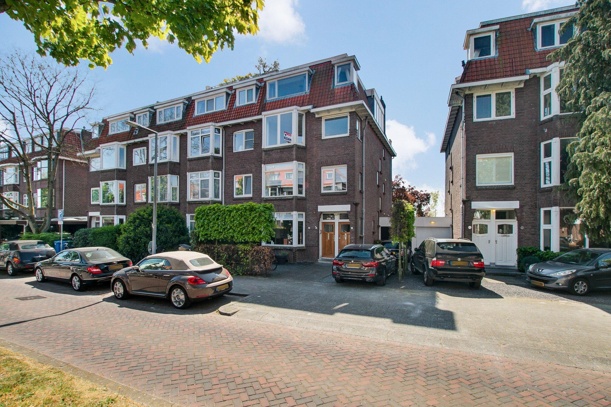 Een foto van Berglustlaan 51B, Rotterdam