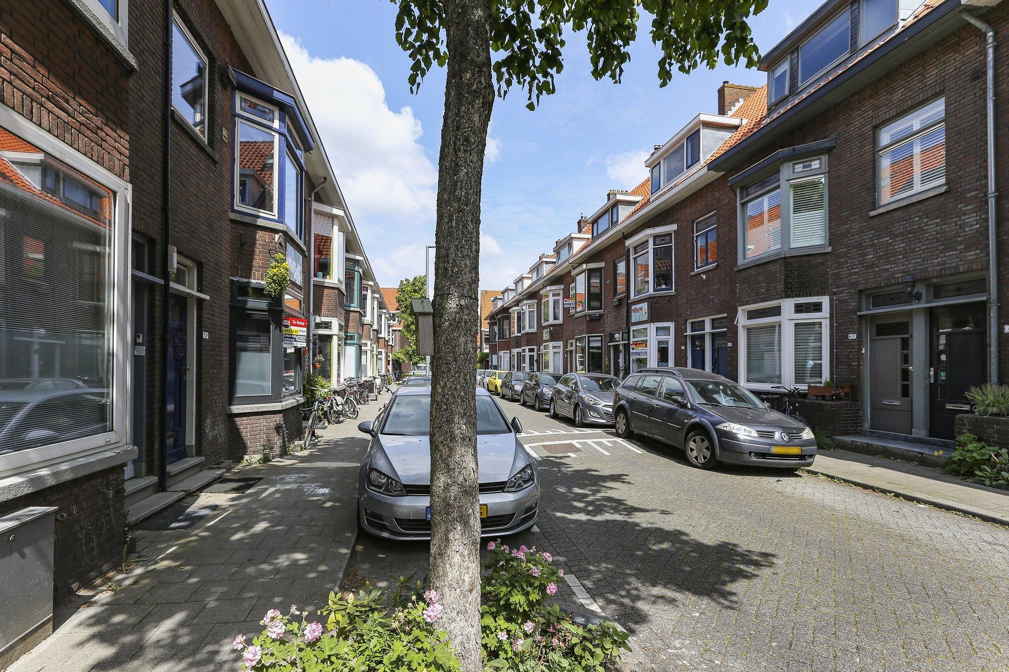 Een foto van Lisbloemstraat 59B, Rotterdam