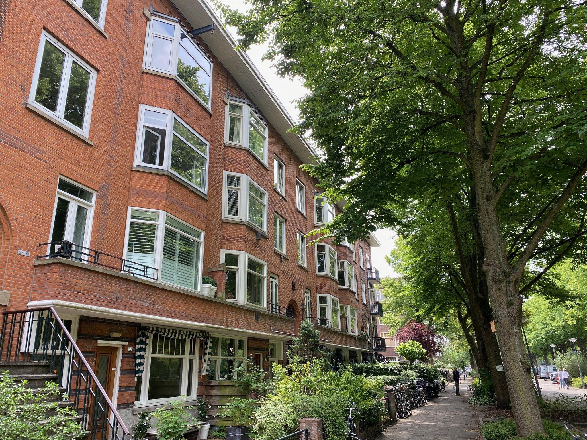 Een foto van Vroesenlaan 28A, Rotterdam