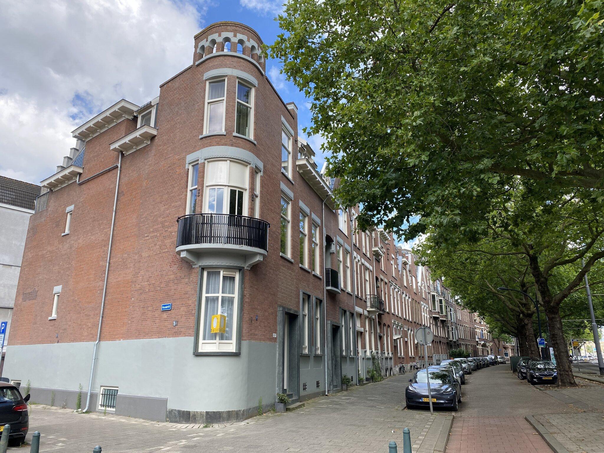 Een foto van Mathenesserlaan 408B, Rotterdam