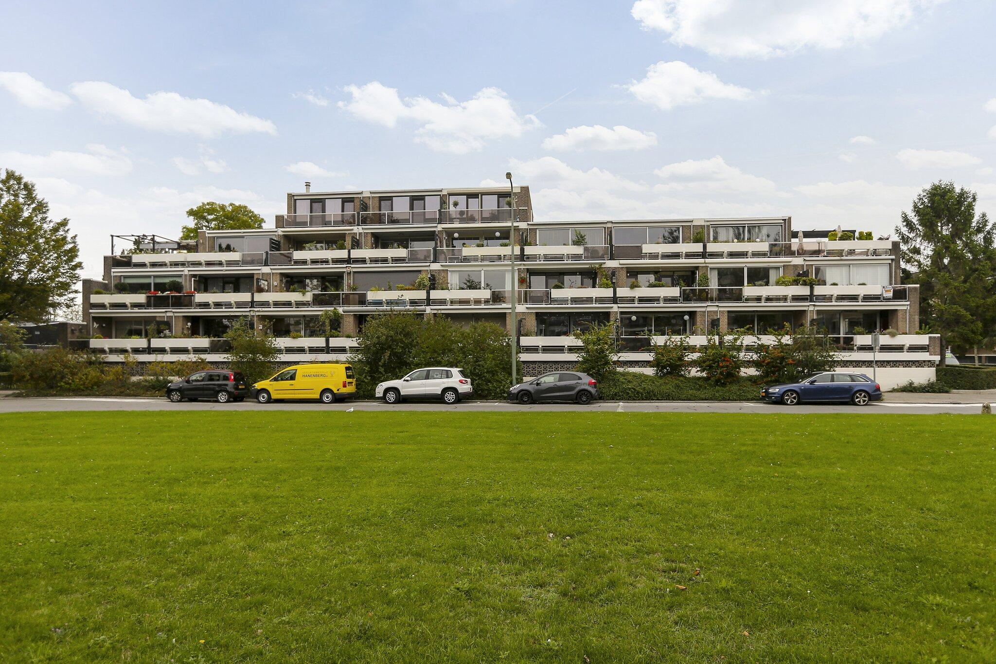 Een foto van Toutenburg 7, Dordrecht