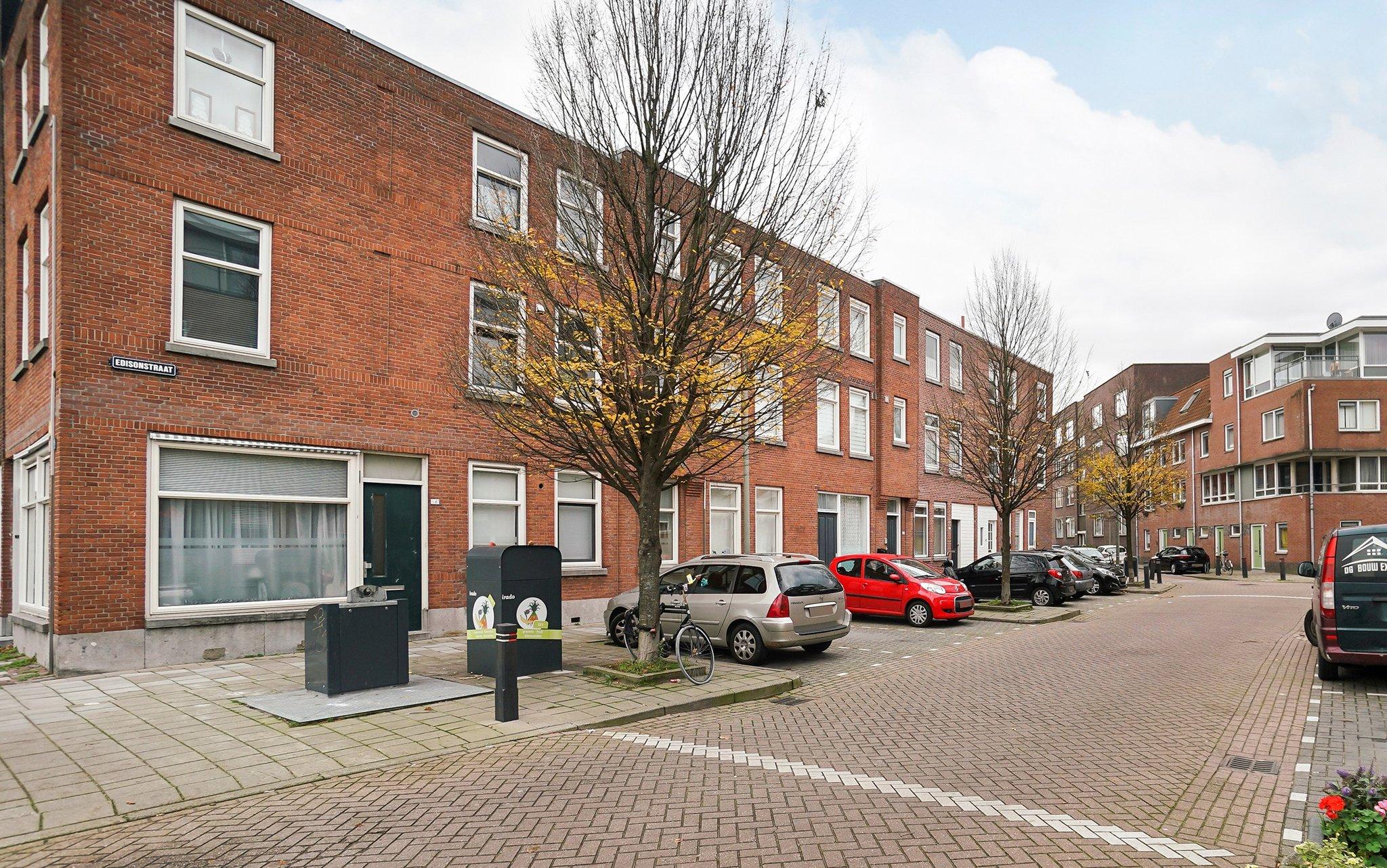 Een foto van Edisonstraat 62, Schiedam