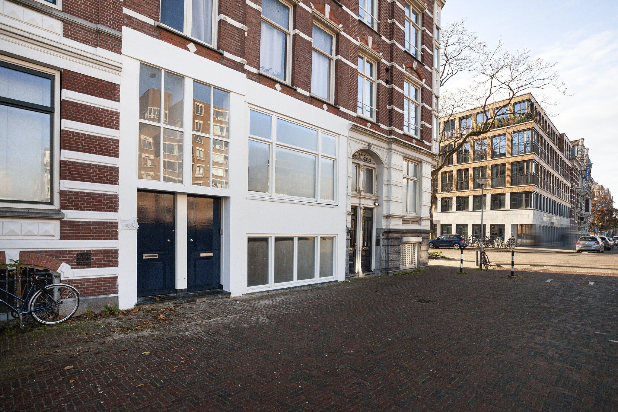 Een foto van Westzeedijk 80B, Rotterdam
