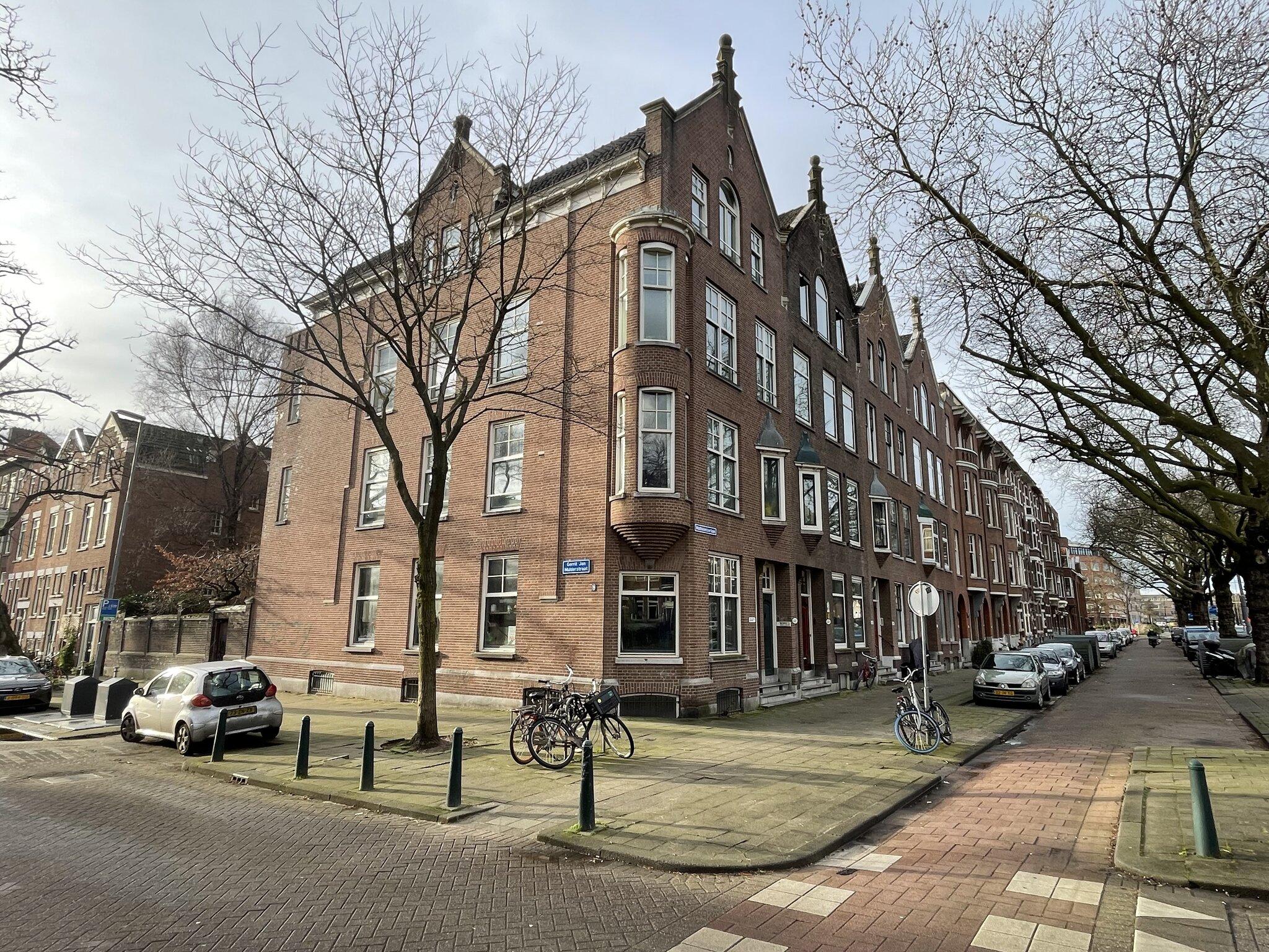 Een foto van Mathenesserlaan 444D, Rotterdam